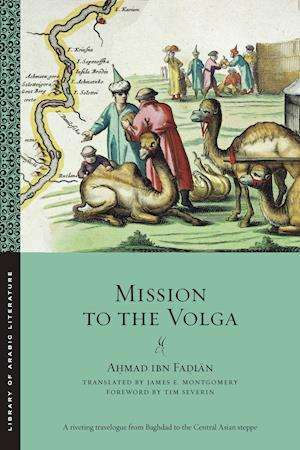 Bog, paperback Mission to the Volga af James Montgomery
