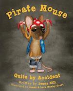 Pirate Mouse af Jenny Hill