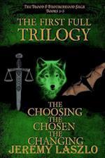 The First Full Trilogy af Jeremy Laszlo