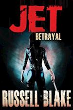 Jet II - Betrayal af Russell Blake