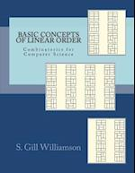 Basic Concepts of Linear Order
