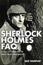 Sherlock Holmes FAQ (FAQ Series)
