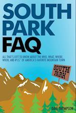 South Park FAQ (FAQ Applause)