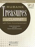 Rubank Treasures for Clarinet (Rubank Treasures)