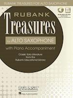 Rubank Treasures for Alto Saxophone (Rubank Treasures)