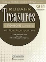 Rubank Treasures for Trombone, Baritone B.C. (Rubank Treasures)