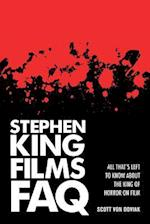 Stephen King Films FAQ (FAQ Applause)