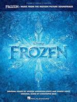 Frozen (Piano/Vocal/Guitar Songbook)