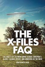The X-Files FAQ (FAQ Series)