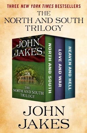 Få North and South Trilogy af John Jakes som e bog i ePub