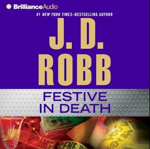 Festive in Death af J. D. Robb