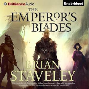 Emperor's Blades af Brian Staveley