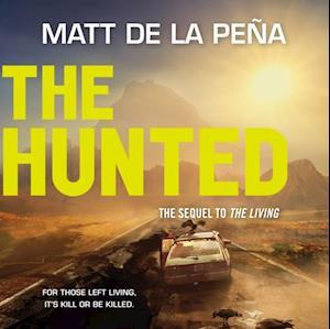 Hunted af Matt De La Pena
