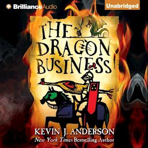 Dragon Business af Kevin J. Anderson