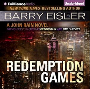 Redemption Games af Barry Eisler