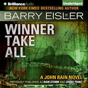 Winner Take All af Barry Eisler