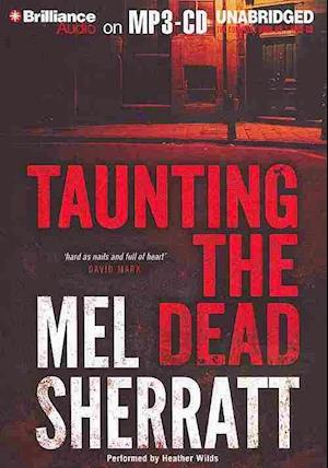 Lydbog, CD Taunting the Dead af Mel Sherratt