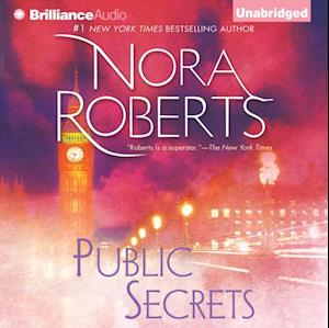 Public Secrets af Nora Roberts