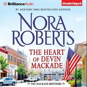 Heart of Devin MacKade af Nora Roberts