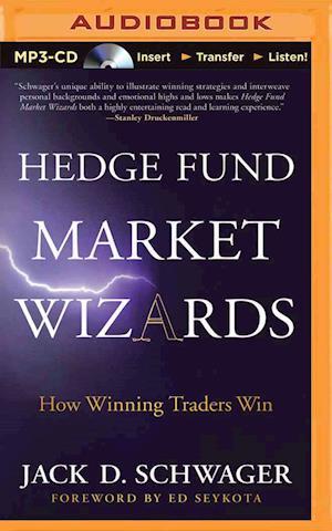 Lydbog CD Hedge Fund Market Wizards af Jack D Schwager