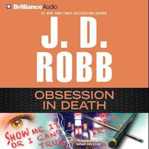 Obsession in Death af J. D. Robb