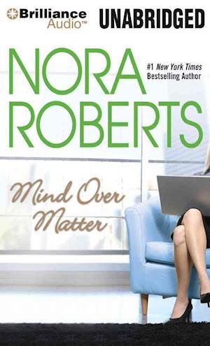 Lydbog, CD Mind Over Matter af Nora Roberts