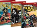 Time for Kids Nonfiction Readers Bad Guys and Gals Set of 3 (Teacher Created Materials Library)