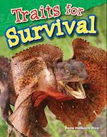 Traits for Survival af Dona Rice