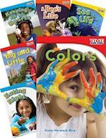 Time for Kids Nonfiction Readers Stem Grade 1, 10-Book Set (Stem) (Teacher Created Materials Library)
