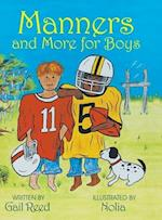Manners and More for Boys af Gail Reed