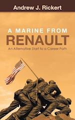 A Marine from Renault: An Alternative Start to a Career Path