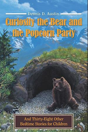 Curiosity the Bear and the Popcorn Party
