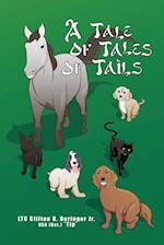 A Tale of Tales of Tails af Clifton Deringer Jr. Usa (Ret ).