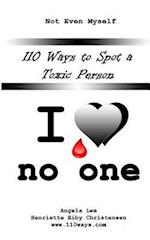 110 Ways to Spot a Toxic Person