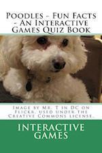 Poodles - Fun Facts - An Interactive Games Quiz Book