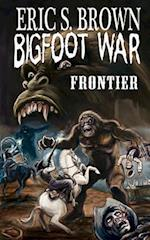 Bigfoot War af Eric S. Brown