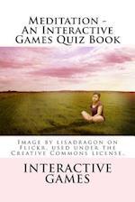 Meditation - An Interactive Games Quiz Book