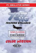 737ng Training Syllabus