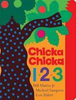 Chicka Chicka 1, 2, 3 af Bill Martin