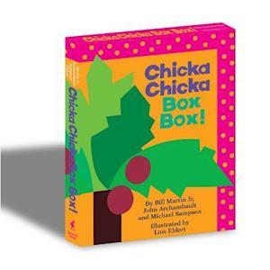 Bog, hardback Chicka Chicka Box Box! af Bill Martin, John Archambault