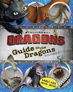 Guide to the Dragons af Cordelia Evans