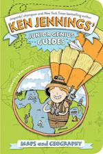 Maps and Geography (Ken Jennings Junior Genius Guides)