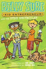 Billy Sure, Kid Entrepreneur and the Stink Spectacular af Luke Sharpe