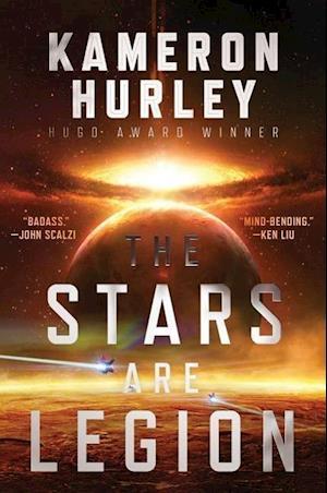 Bog, hardback The Stars Are Legion af Kameron Hurley