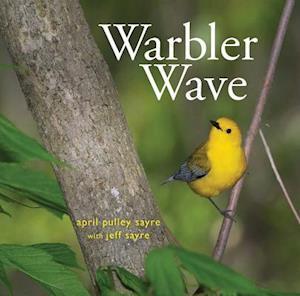 Bog, hardback Warbler Wave af April Pulley Sayre