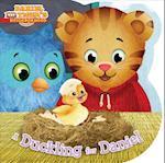 A Duckling for Daniel af Angela C. Santomero