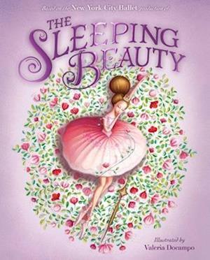 Bog, hardback The Sleeping Beauty af New York City Ballet