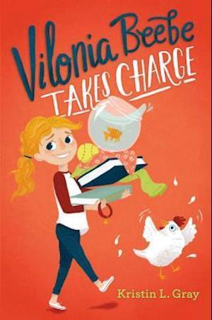 Bog, paperback Vilonia Beebe Takes Charge af Kristin L. Gray