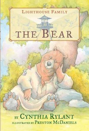 Bog, hardback The Bear af Cynthia Rylant