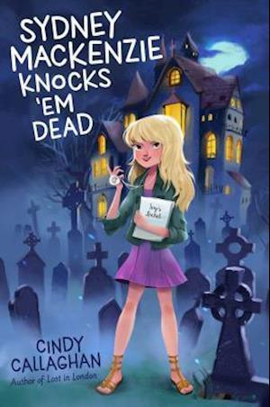 Bog, paperback Sydney Mackenzie Knocks 'em Dead af Cindy Callaghan